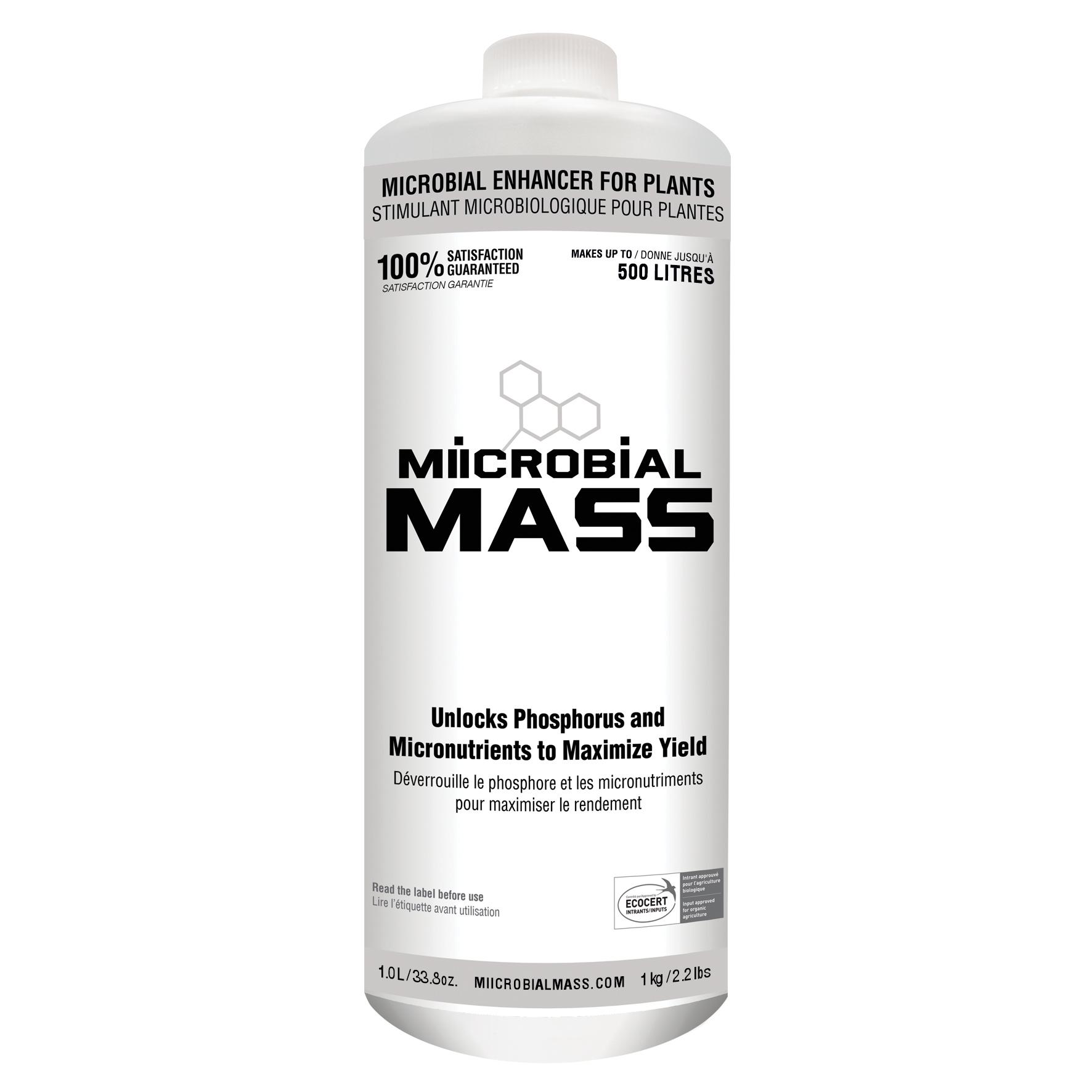 Miicrobial Mass 1L