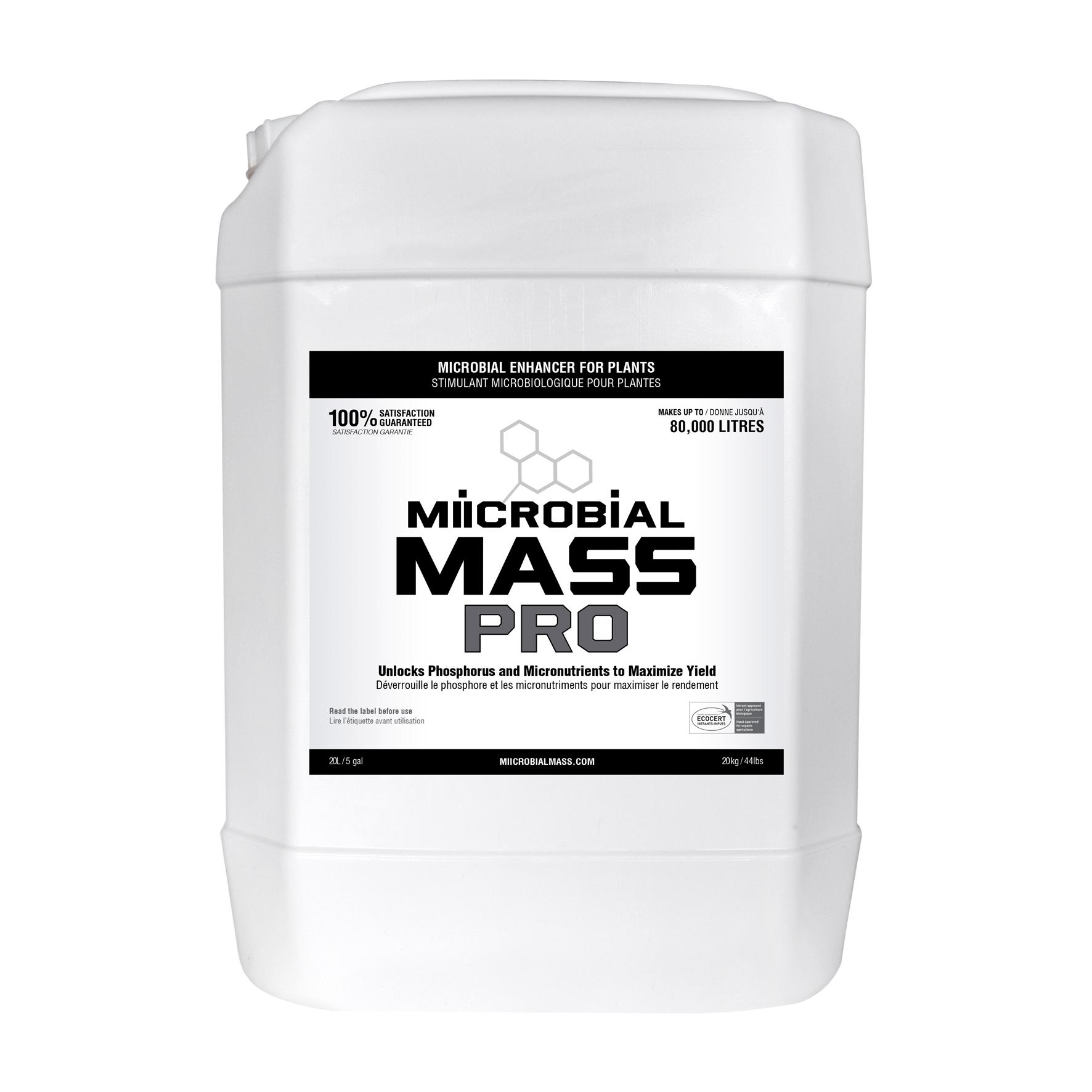 Miicrobial Mass PRO 20L