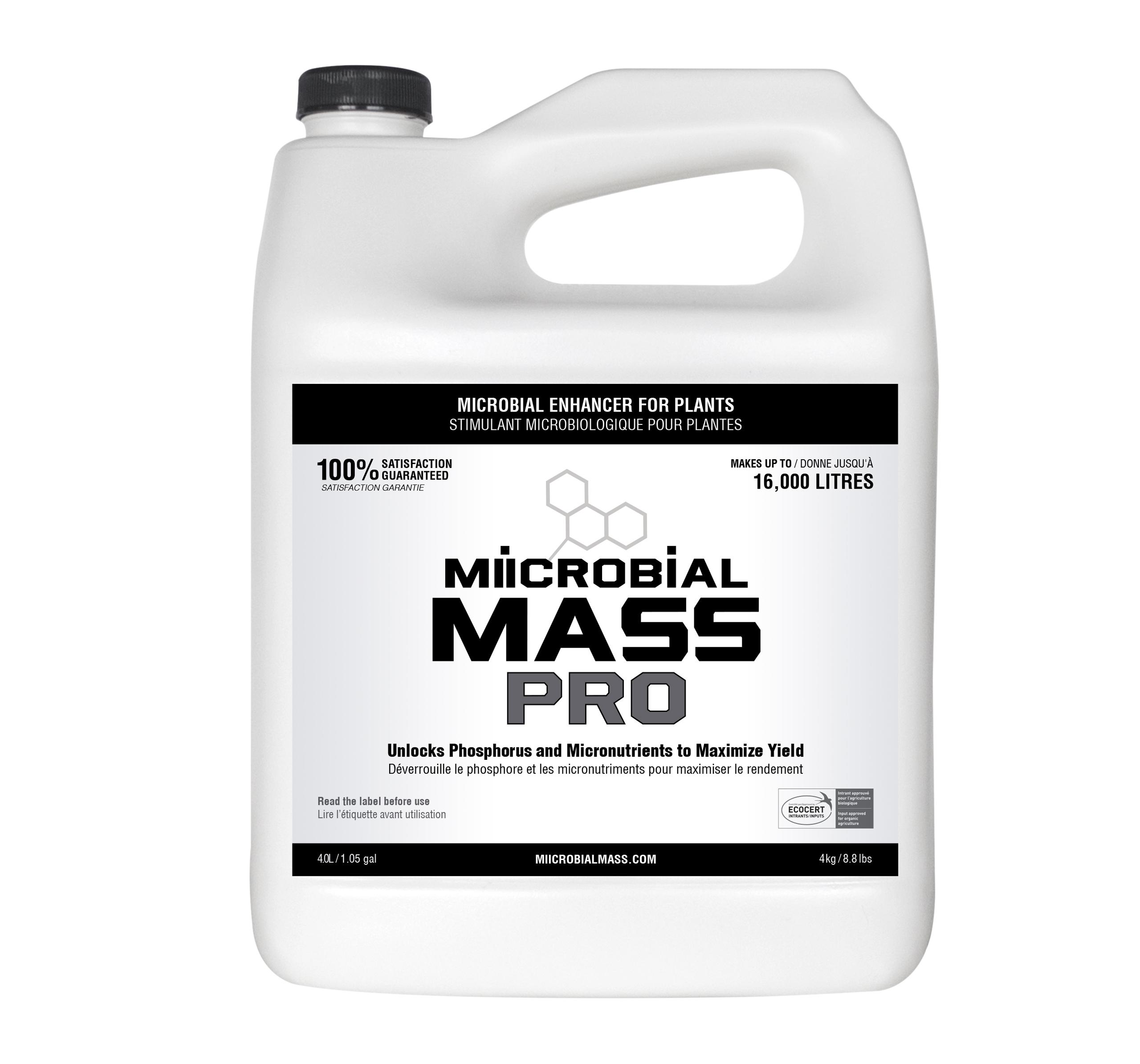 Miicrobial Mass PRO 4L