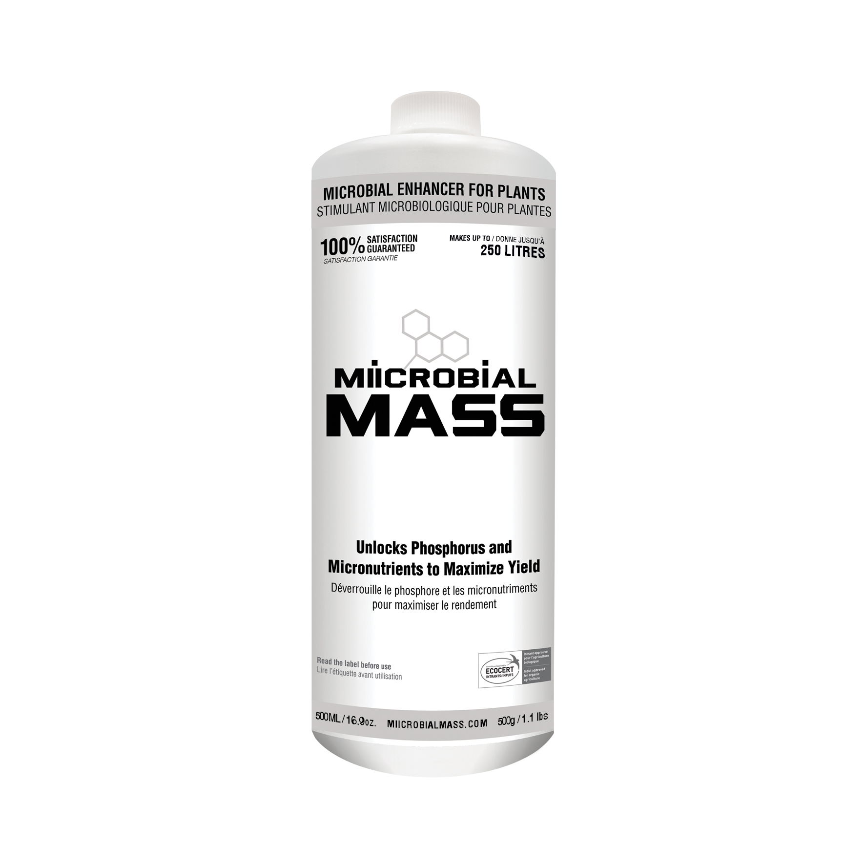 Miicrobial Mass 500ML
